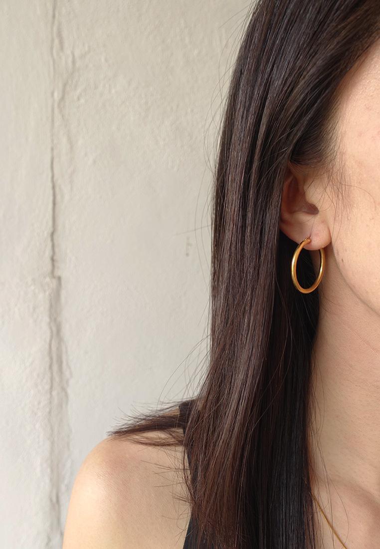 Adina Hoop Earrings