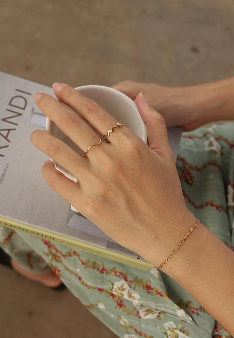 Singapore Chain Bracelet