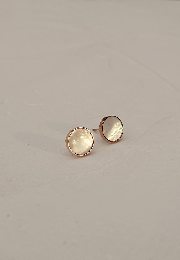 Lanka Stud Earrings