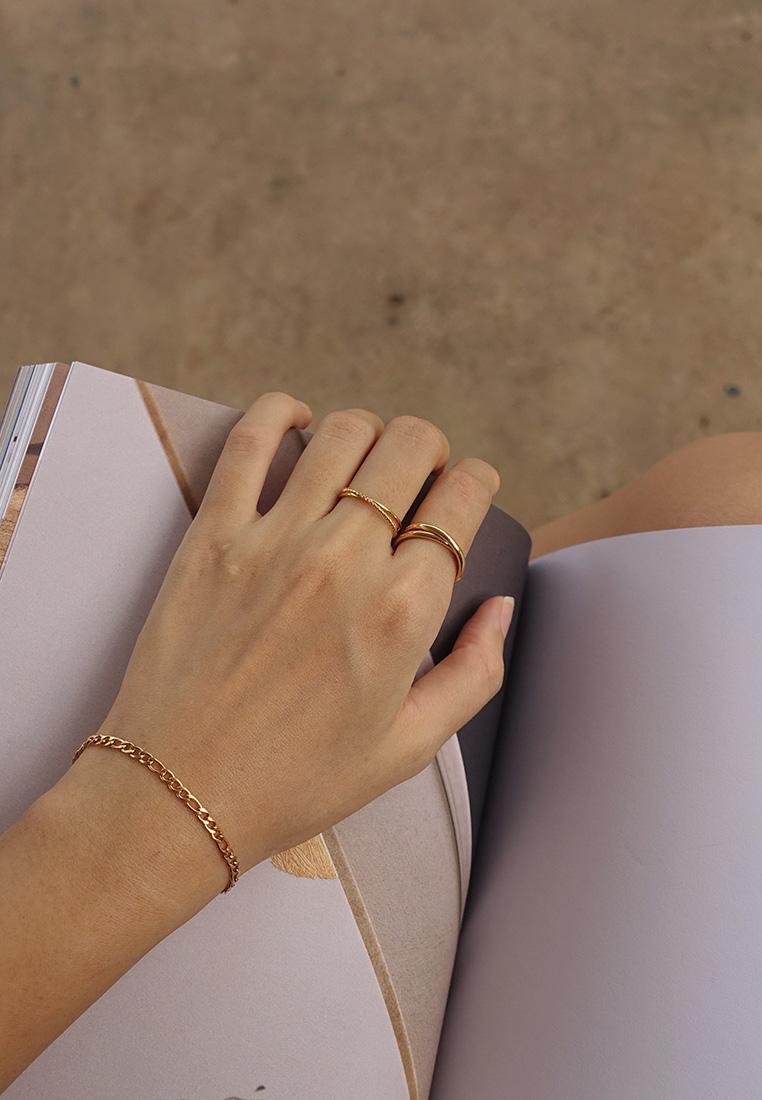 Moderna Linked Ring