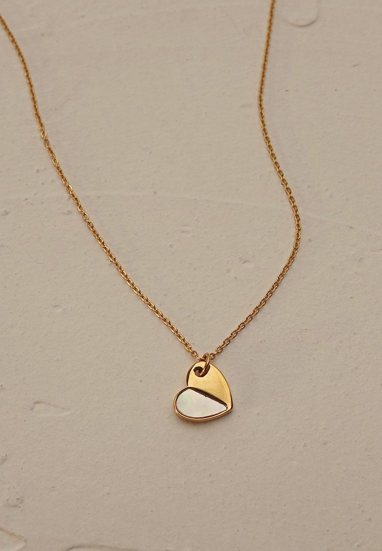 Hervé Heart Necklace