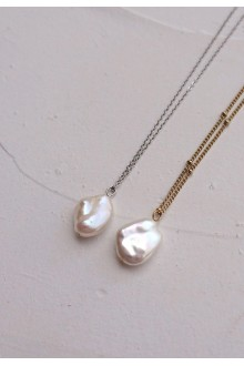 Pacey Pearl Necklace