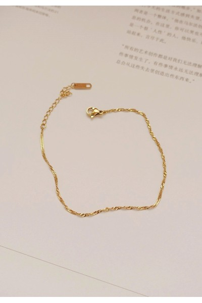 Singapore Chain Anklet
