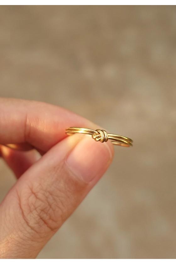 Ramona Knot Ring