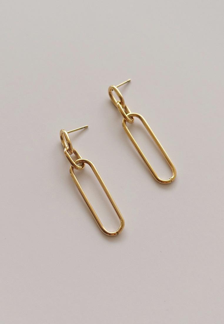 Raca Chain Earrings