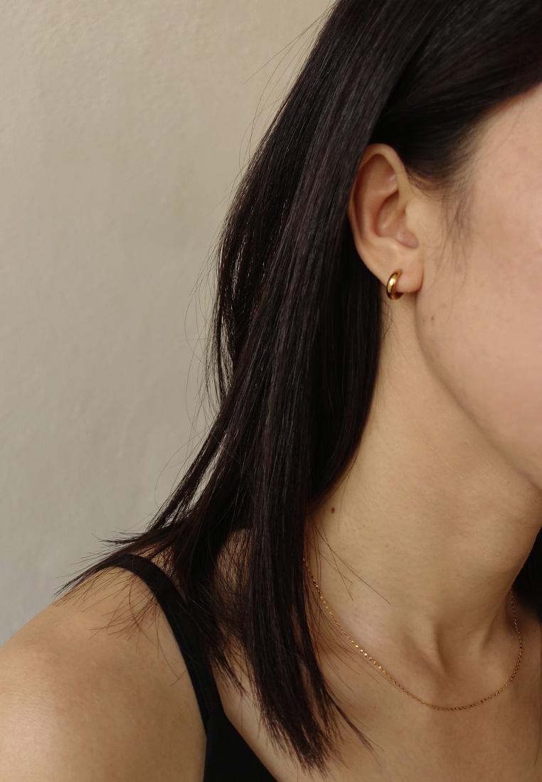 Mini Huggie Earrings