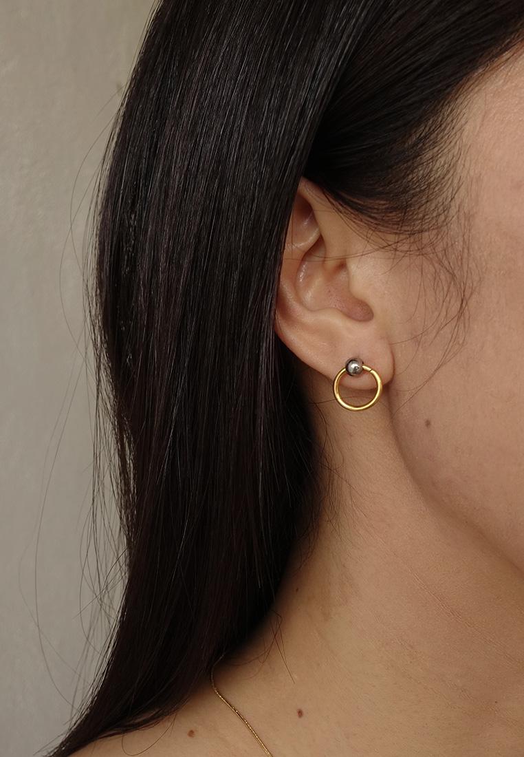 Remix Hoop Earrings