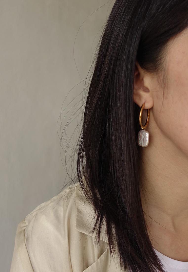 Moana Pearl Earrings