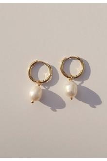 Rosalind Pearl Earrings