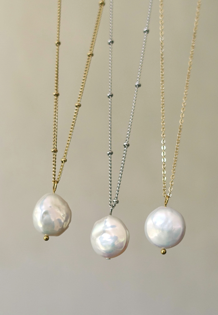 Esther Pearl Necklace