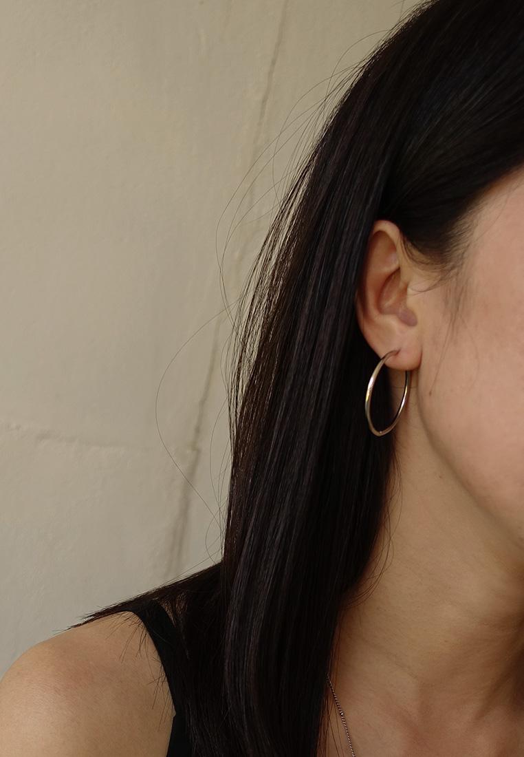 Zalina Hoop Earrings